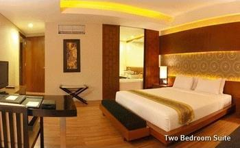 Le Grande Bali - Two Bedroom Suite Regular Plan