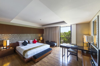 Le Grande Bali - One Bedroom Suite Room Only Regular Plan