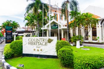 Country Heritage Villa's Surabaya