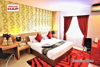 Grand HAP Hotel Solo - Executive (Room Only) Regular Plan