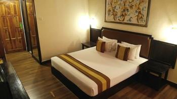 Hotel The Flora Kuta Bali - Kamar Deluxe Double / Twin Regular Plan
