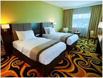 Swiss-Belhotel  Ambon - Grand Deluxe Twin Bed Room Only We Love We Care - 15% OFF