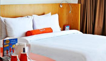 HARRIS Hotel Kuta Galleria Bali - HARRIS Room With Breakfast Regular Plan