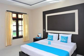 Airy Lombok Tengah Raya Pantai Kuta - Bungalow Double Room Only Regular Plan