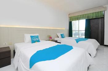 Airy Lombok Tengah Raya Pantai Kuta - Superior Twin Room Only Regular Plan