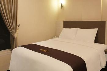 Luxpoint Hotel Surabaya - Standard Double Room Only Regular Plan