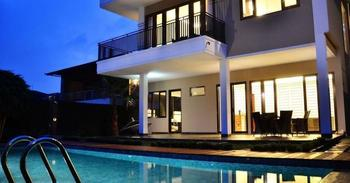 4 BR Pool Villa Dago Mountain View 1