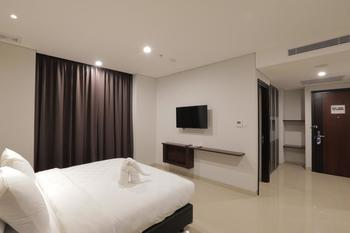Primebiz Hotel Surabaya Surabaya - Deluxe Double - Room Only SAFECATION