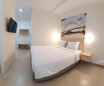 Oase Hotel Pekanbaru - Deluxe Room Regular Plan