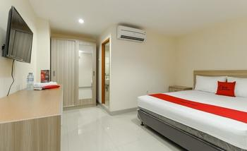 RedDoorz Plus near Harmoni Gajah Mada Jakarta - RedDoorz Room Regular Plan