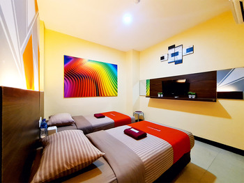 City Icon Residence Jakarta - Deluxe Room Only PROMO WEEKDAY 30%