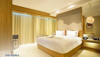 The Rinra Makassar - Deluxe Double Bed Promo Gajian