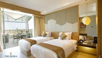 The Rinra Makassar - Premier Twin Bed Promo Gajian