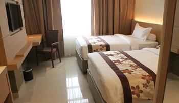 Sahid Batam Centre Hotel & Convention Batam - Modern Deluxe Room Regular Plan