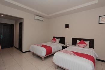 Capital O 459 Kuraya Residence Bandar Lampung - Standard Twin Room Regular Plan