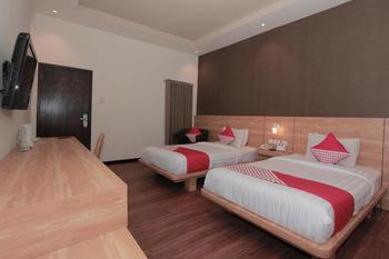 Capital O 459 Kuraya Residence Bandar Lampung - Suite Twin Regular Plan