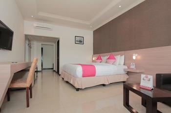 Capital O 459 Kuraya Residence Bandar Lampung - Deluxe Double Room Regular Plan