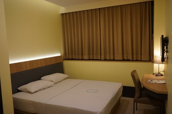 Liberta Hub Blok M Jakarta Jakarta - Standard Double Room Only Libertan Promo