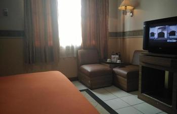 Hotel Kurnia Perdana Bandar Lampung - Deluxe Double Room Regular Plan