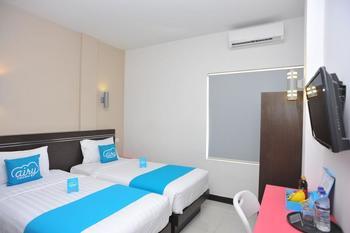 Airy Mataram Cakranegara Repatmaja 2 Lombok - Superior Twin Room Only Special Promo Apr 5
