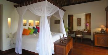 Hanging Gardens Ubud - Riverside Villa - With Breakfast Minimum stay 3 night disc 10% OFF