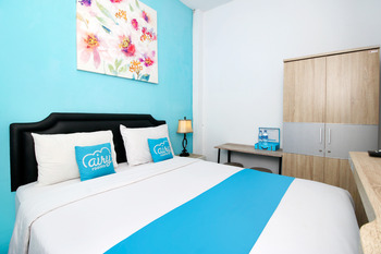 Airy Eco Grogol Latumenten Tiga 38 Jakarta Jakarta - Standard Double Room Only Special Promo Sep 50