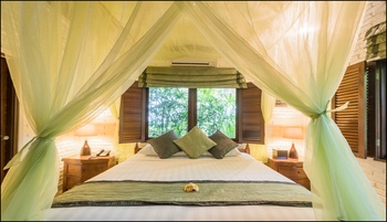 The Watergarden Hotel & Spa Candidasa Bali - Deluxe Bungalow Room Only Special Deals