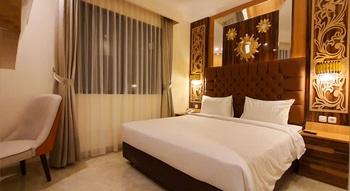 Daily Inn Hotel Bandung Bandung - Deluxe Room Best Deal