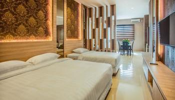 Alvina Hotel Siantar - President Suite Room Regular Plan