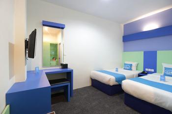 Airy Batu Aji Merlion Square Batam Batam -  Standard Twin Room With Breakfast Regular Plan
