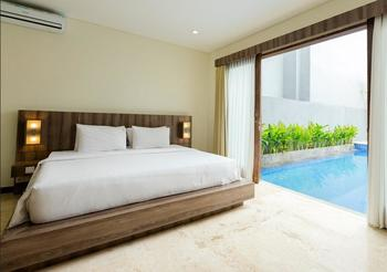 The Kings Villa & Spa Sanur Bali - Deluxe Two Bedroom Pool Villa Room Only Last Minute