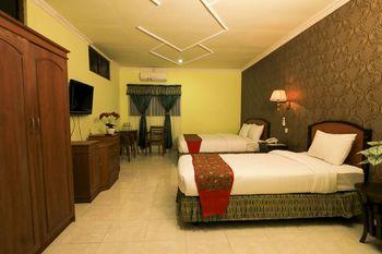 Hotel Tjiptorini Jaya Gerongan - Deluxe Twin Room Only PROMO IRIT