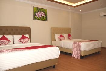 OYO 740 Joyful Hotel Belitung - suite double  Regular Plan