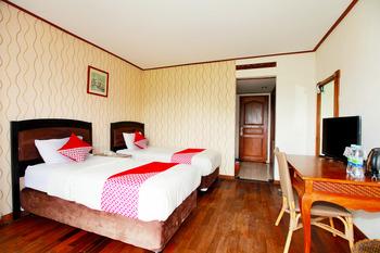 OYO 510 Wisma Joglo Hotel Bandung - Standard Twin Room Regular Plan