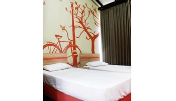 Villa Lavender Istana Bunga Lembang Bandung - 2 Bedroom Villa Regular Plan