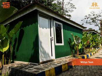 JSI Resort Puncak - Willys Tent Regular Plan
