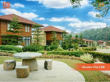 JSI Resort Puncak - Wooden Villa Two Bedroom Regular Plan