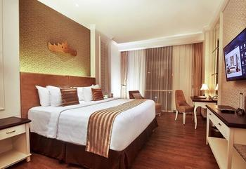 Swiss-Belhotel Lampung - Deluxe King Room Only Regular Plan