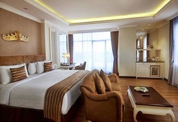 Swiss-Belhotel Lampung - Deluxe Suite Regular Plan