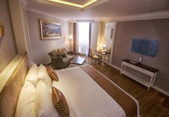 Swiss-Belhotel Lampung - Executive Suite Regular Plan