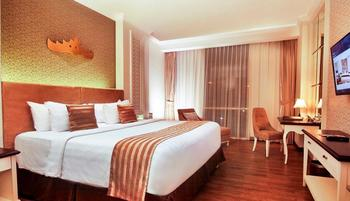 Swiss-Belhotel Lampung Bandar Lampung - Deluxe Room King Stay for 2 Nights or more, Get 12% OFF