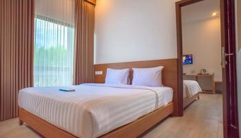Java Village Resort Yogyakarta - Deluxe King Room Only Regular Plan