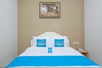 Airy Syariah CSB Arya Banga 8 Cirebon - Deluxe Double Room with Breakfast Special Promo Oct 42