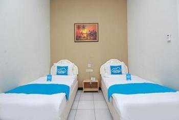 Airy Syariah CSB Arya Banga 8 Cirebon - Deluxe Twin Room Only Special Promo Aug 33