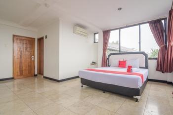 RedDoorz near Stasiun Kota Sukabumi Sukabumi - RedDoorz Deluxe Room Regular Plan