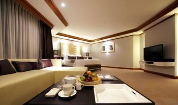 Wyndham Casablanca Jakarta Jakarta - Executive Business King Room Regular Plan