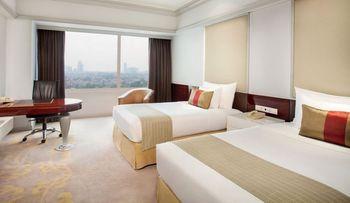 Wyndham Casablanca Jakarta Jakarta - Grand Deluxe Twin - Room Only Welcome Back Sale