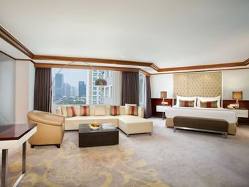 Wyndham Casablanca Jakarta Jakarta - Executive Business King Room Welcome Back Sale