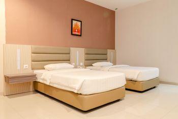Lovina Inn Hotel Batam Batam - Twinbed Room Only Non Refundable Weekly Deal