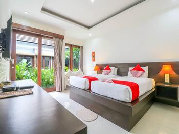 OYO 2316 The Light Bali Villas Bali - Deluxe Twin Room Regular Plan